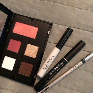 Trish McEvoy makeup- mascara, line refine and more